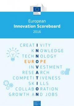 Европски иновациони резултати 2016.