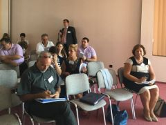 Predstavnici Agencije za regionalni razvoj APV u Rumuniji na forumu za nalaženje partnera